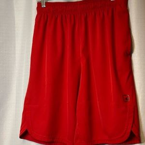 And 1 | Men's Red Basketball Shorts Like New M